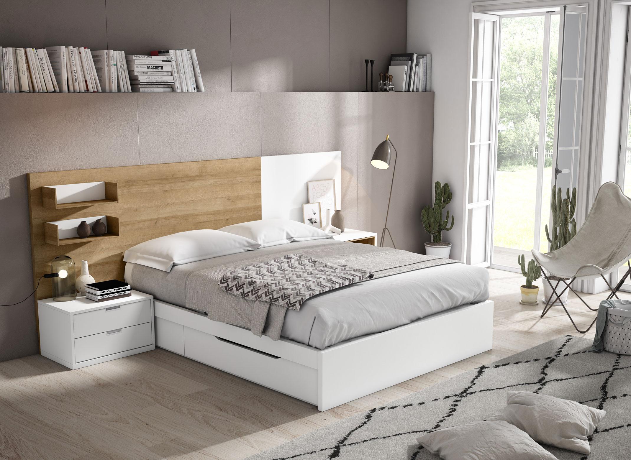 Lan Mobel Bedroom Furniture Double Beds