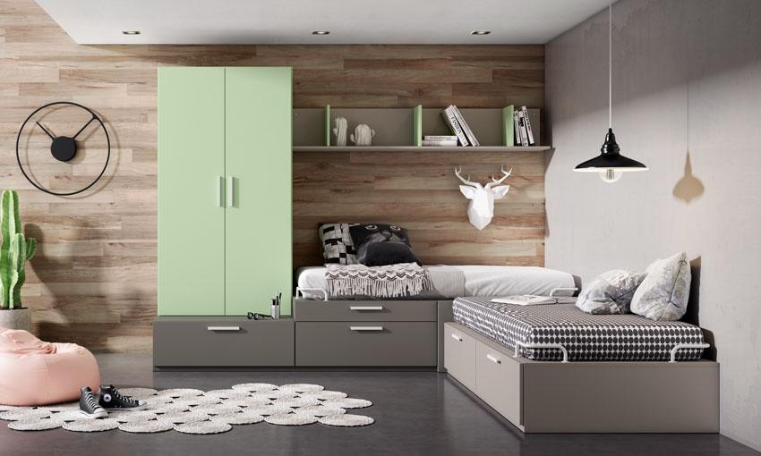 Lan mobel simulador para muebles juveniles for Simulador de habitaciones 3d online